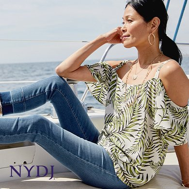 5c2bd7f81af NYDJ Summer Blow-Out. all styles $39.99 & under. | petite & plus-size too