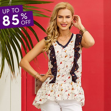 f2038fe3 Women's Plus Size Clothing - Tops, Dresses & More | Zulily