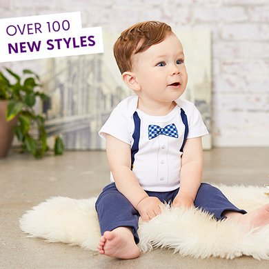 1706ac3b7d8 Shop Infant Boys Clothing - 0 to 24M