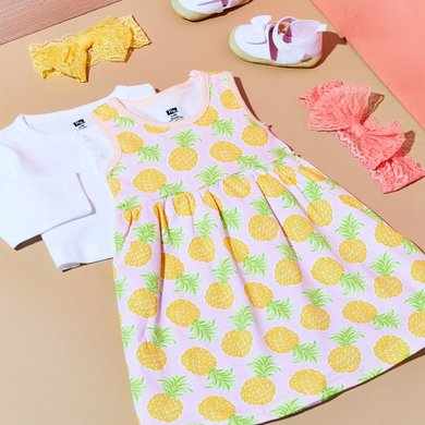 edfa3ad4f54 Shop Infant Girls Clothing - 0 to 24M