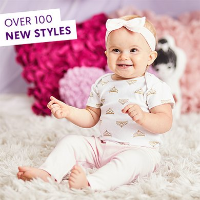 9139c2f54aa Shop Infant Girls Clothing - 0 to 24M