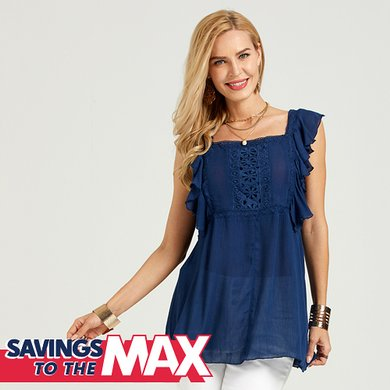 50e513a0557cf Women's Plus Size Clothing - Tops, Dresses & More | Zulily