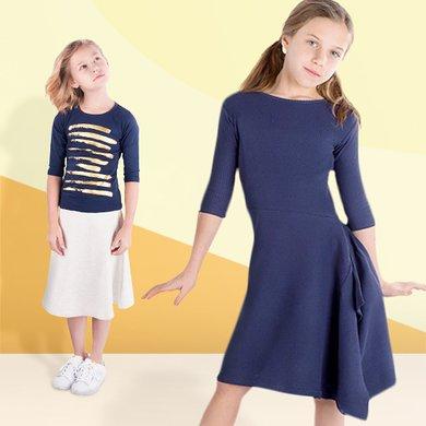 d2c1bcb127 Shop Girls Clothing - Size 7 to 12 | Zulily
