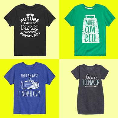 Fifth Sun Womens Juniors Sassy Text Graphic V-Neck Tees