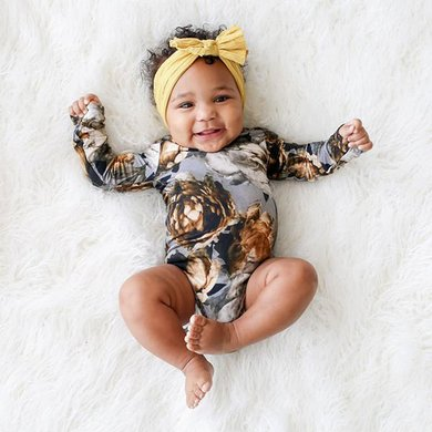 Though She Be But Little She is Fierce Baby Boys Girls Bodysuit Funny Infant Romper Jumpsuit Short Sleeve Outfit Summer Clothes Gray