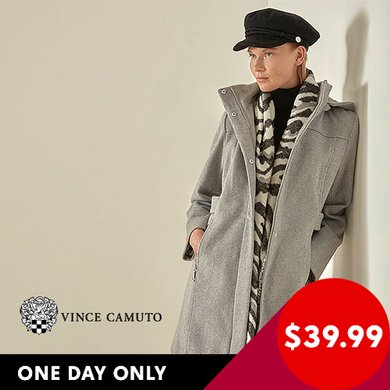 Vince Camuto Women?s Puffer and Wool Jackets (various)