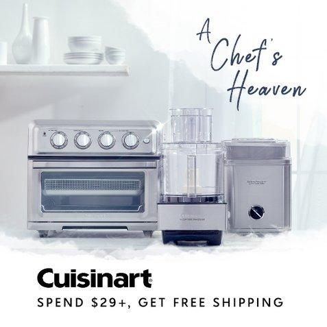 5e3d2a51a9b8b Cuisinart Spend $29 Get free shipping