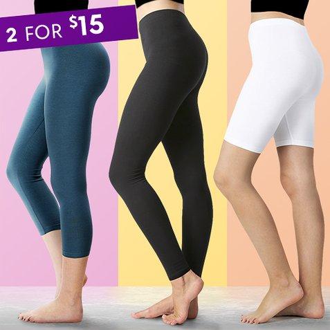2b92d0441bd5b Any Color, Any Length Leggings: S-3X