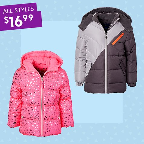 all styles $16.99