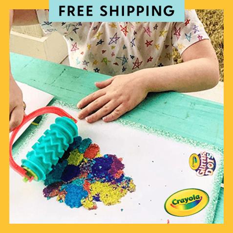free shipping - crayola