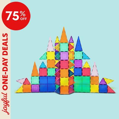 joyful one day deals 75% off