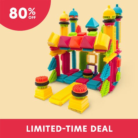 80% off Limited Time Deal
