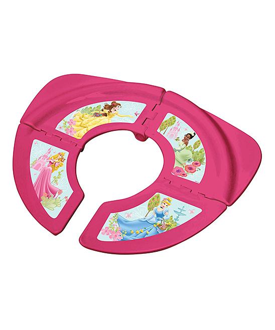 Disney Princess Disney Princess Pink Folding Travel Potty Seat