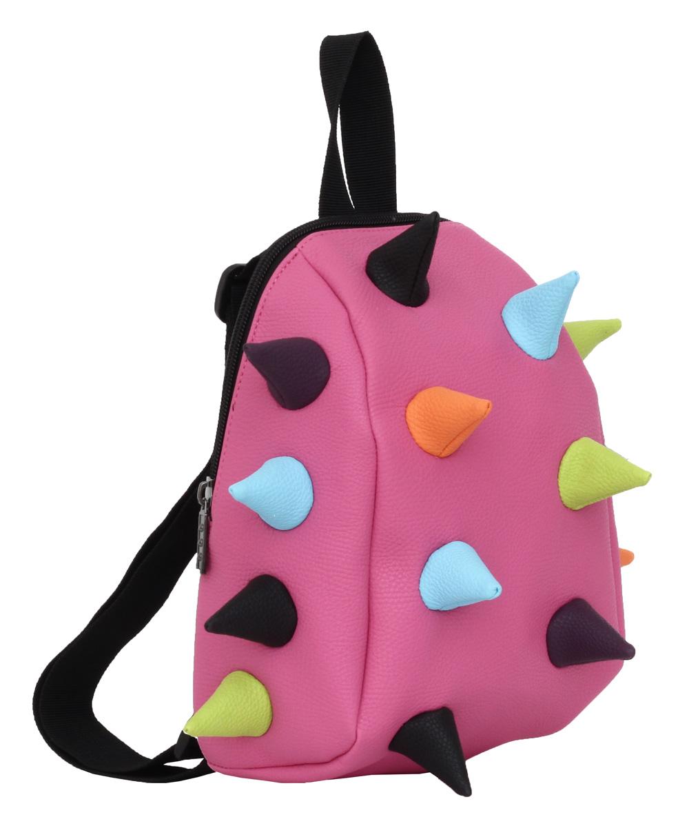 MadPax Pink Mini Spike Backpack