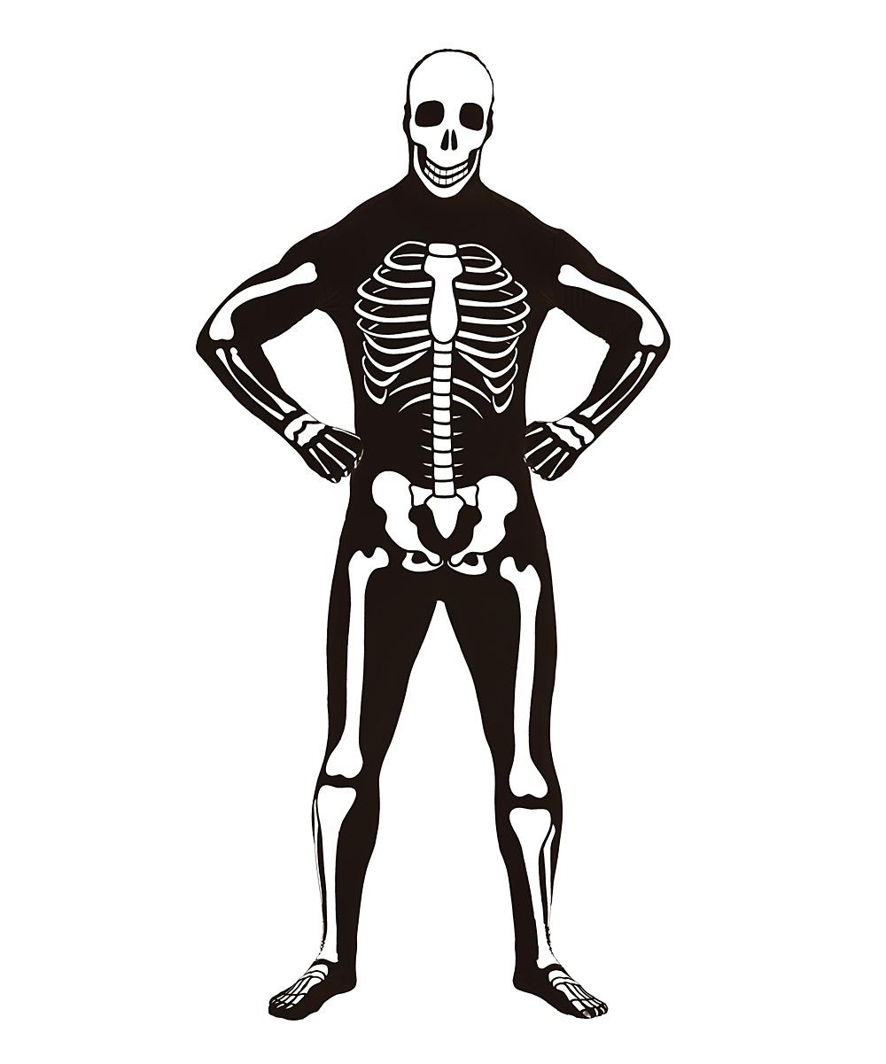 Underwraps Costumes Skeleton Skin Suit Costume Adult Zulily