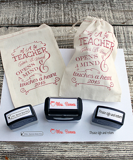 Love This Product Teacher Personalized Self Inking Stamp