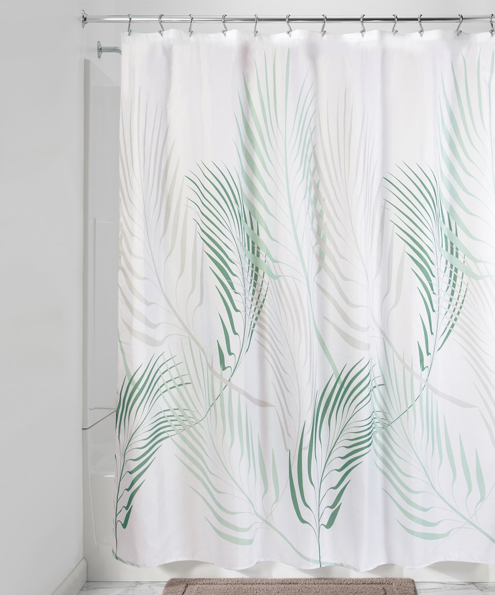 Love This Product Green Taupe Fern Shower Curtain
