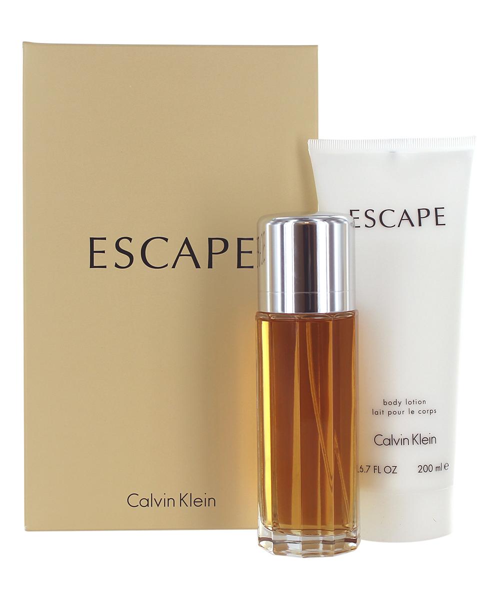 4 Lotion Klein Body Escape 3 OzEau De Parfumamp; Calvin Women c3Tl1uFKJ5