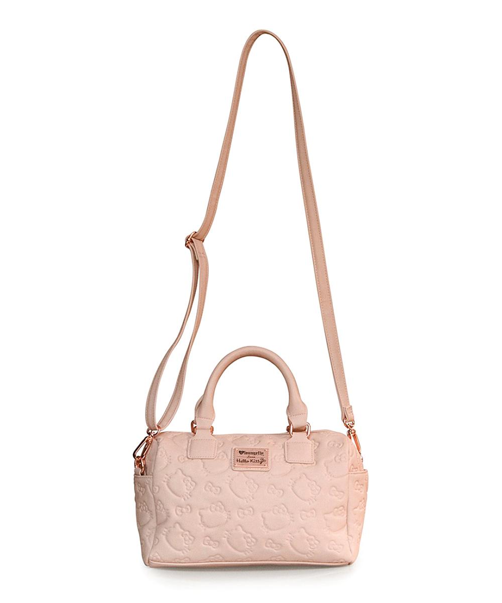 8592f78c54 Loungefly Dusty Pink Hello Kitty Crossbody Bag