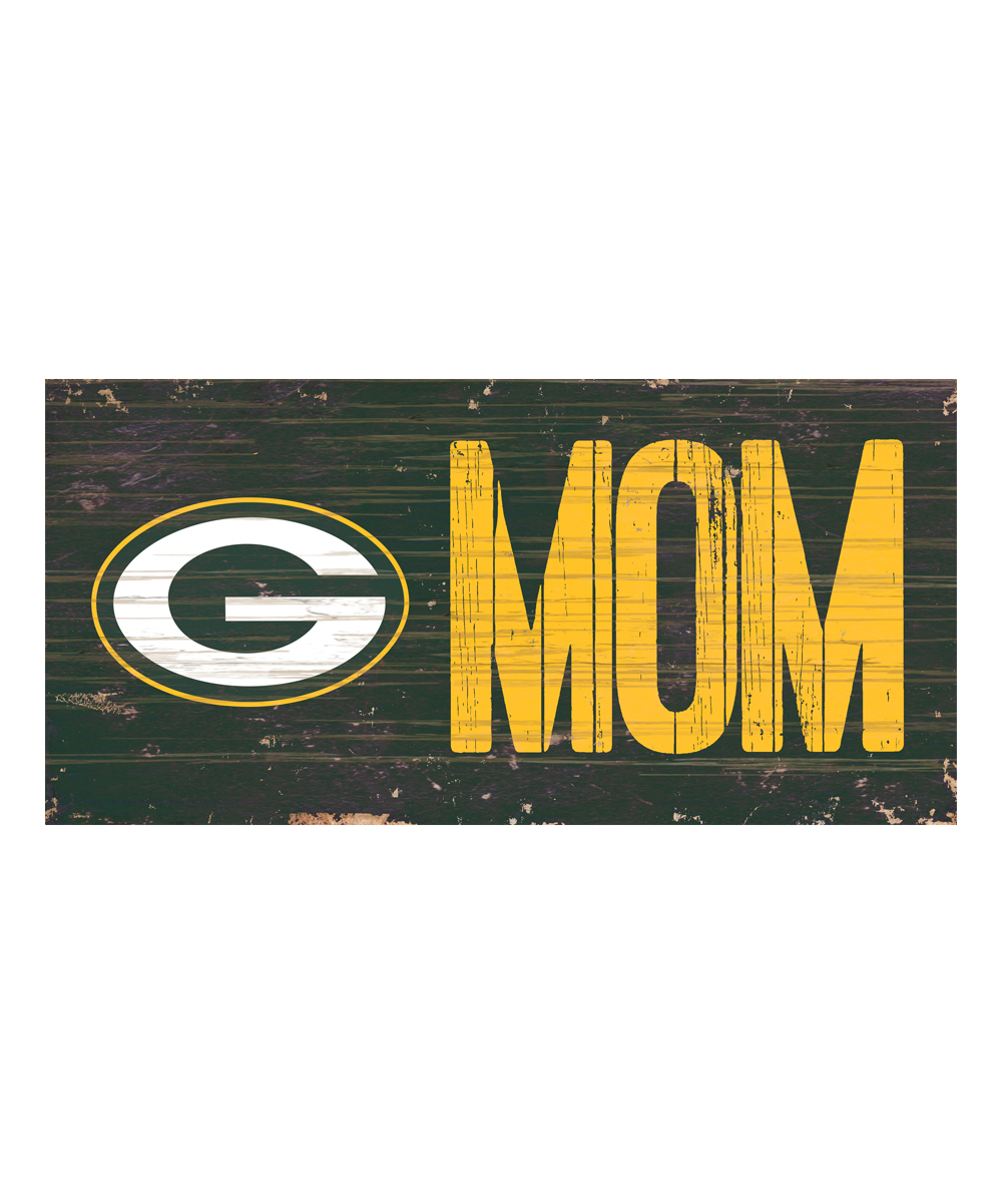love this product Green Bay Packers  Mom  Wall Sign ae5a285d2