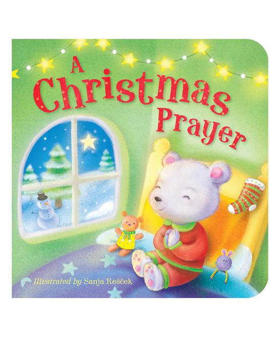 Christmas Prayer.Tiger Tales A Christmas Prayer Board Book