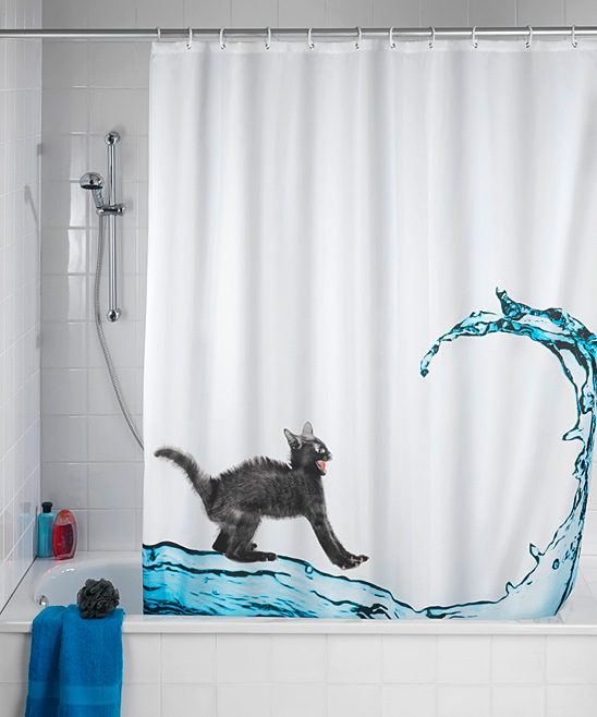 Love This Product Cat Anti Mold Shower Curtain