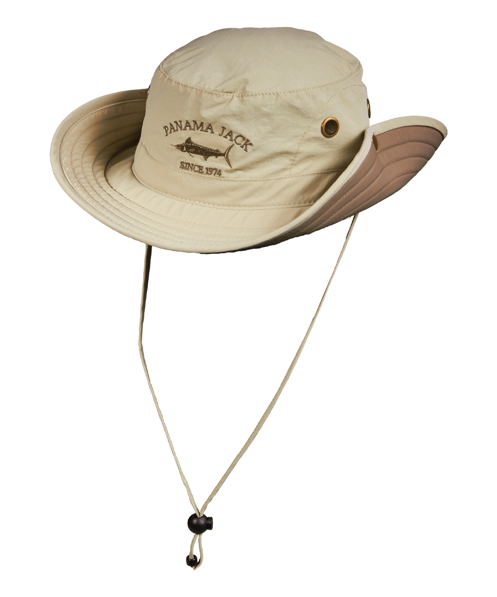 913cdc5bc9b60 love this product Khaki   Olive Marlin Chin-Strap Boonie Hat