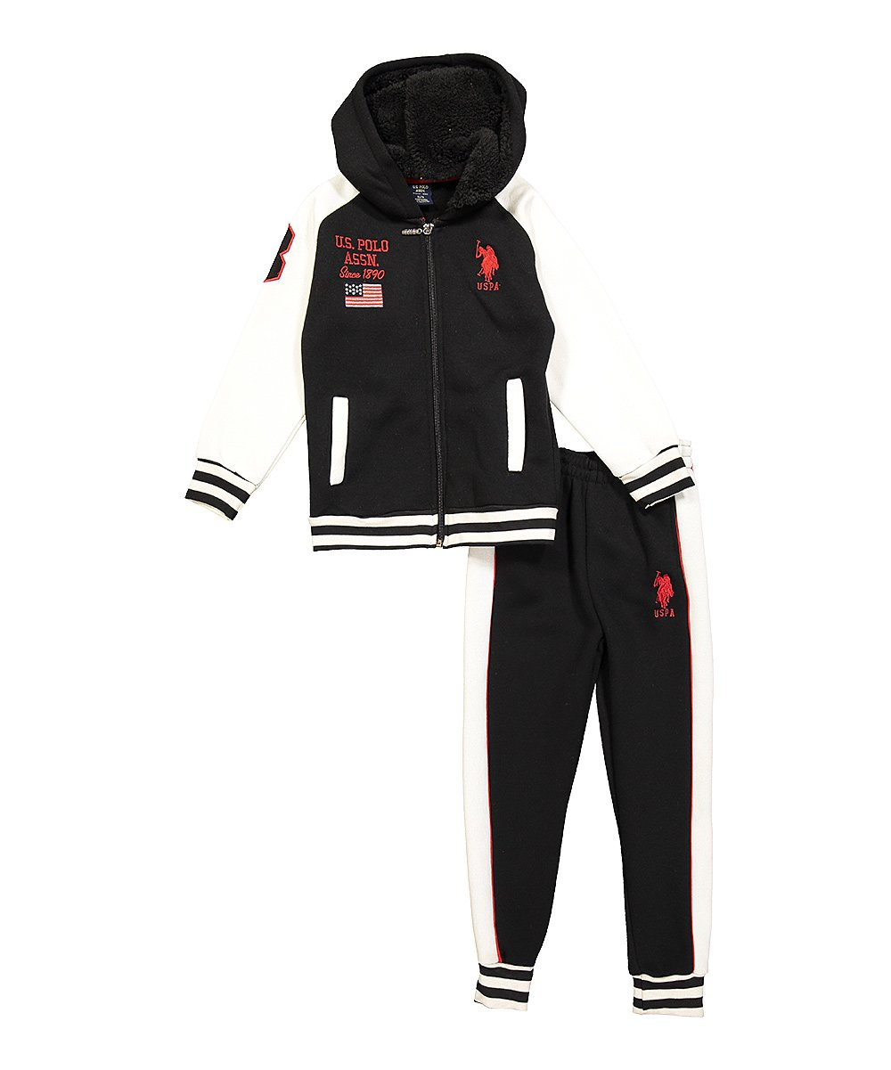 – Dacc Polo And Sweatpants Set Sweatshirt FK1lJc
