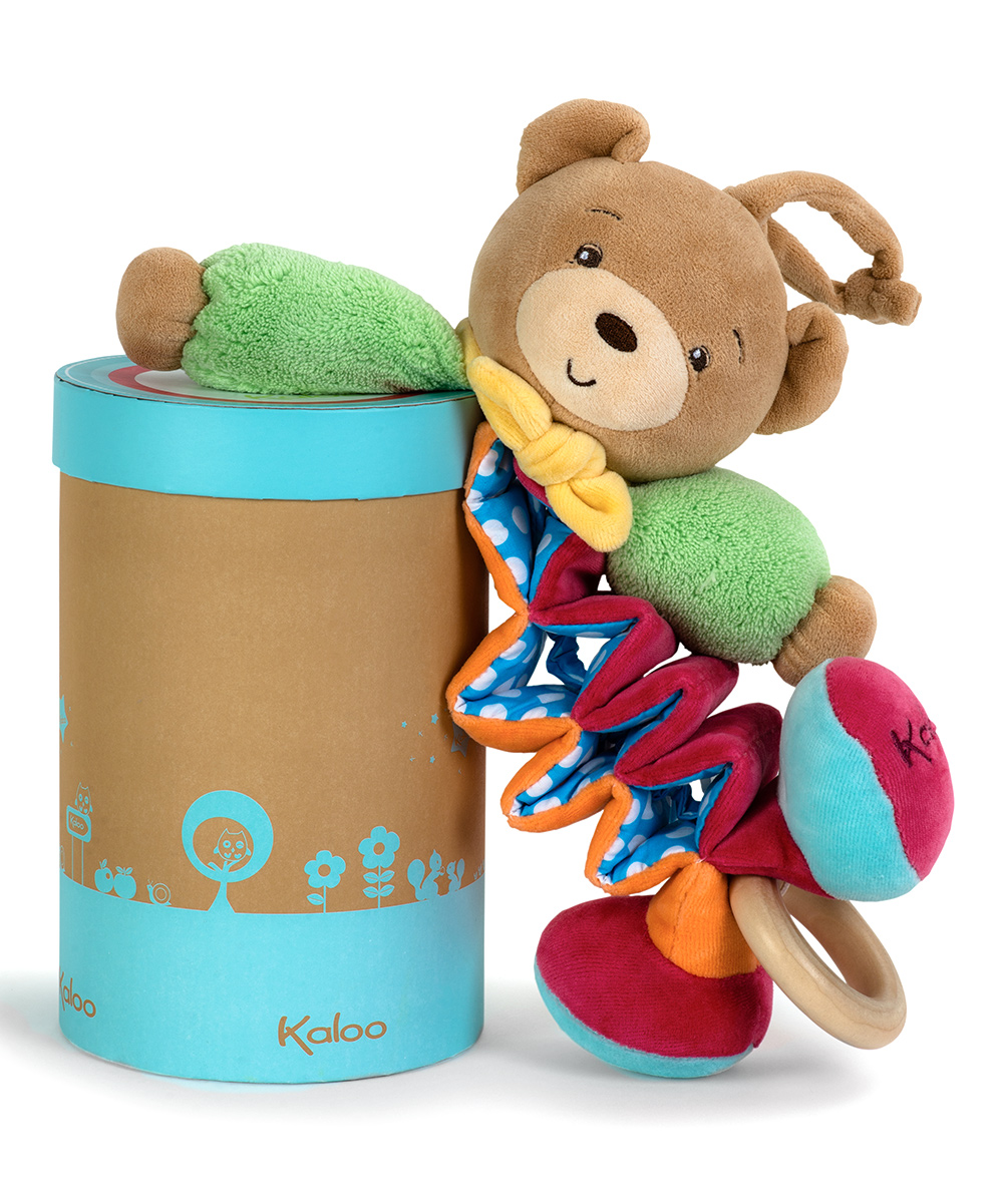 love this product Colors Zig Musical Bear Plush 97f2fd530