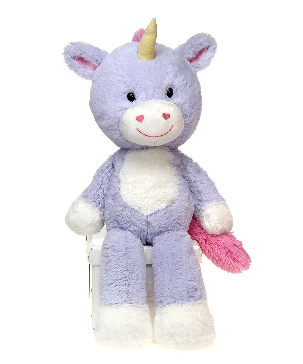 love this product Unicorn Cold Hot Nelly Cuddles Plush 29a4ad100f
