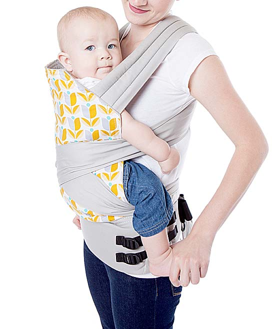 Moby Wrap Charmer Babyhawk Meh Dai Baby Carrier