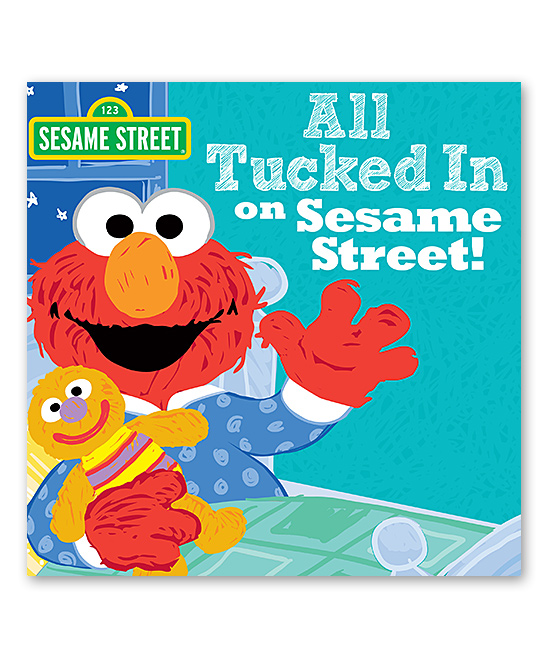 Put Me In The Story All Tucked In On Sesame Street! Hardcover
