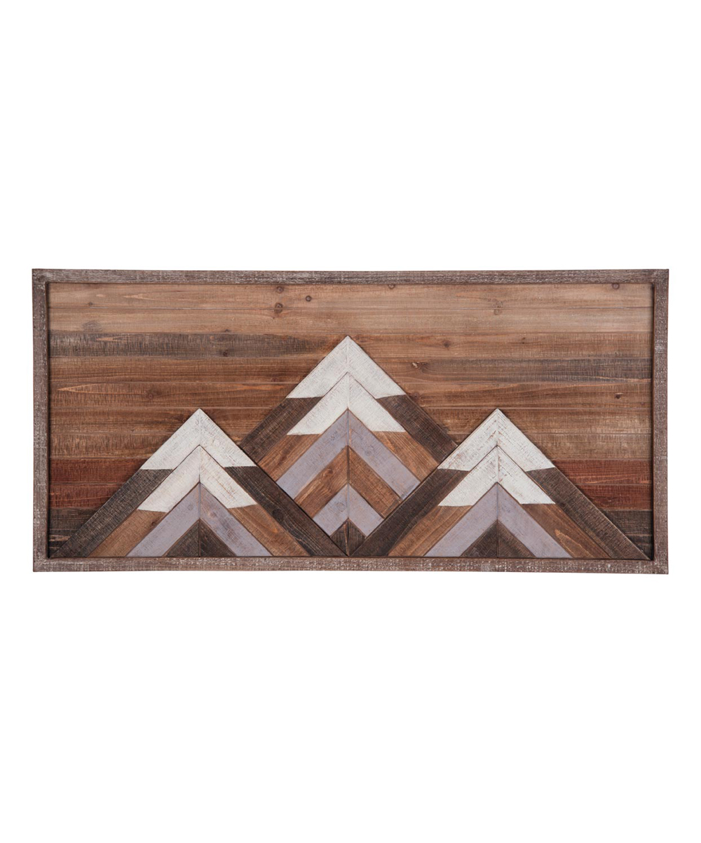 Foreside Mountain Range Wall Art