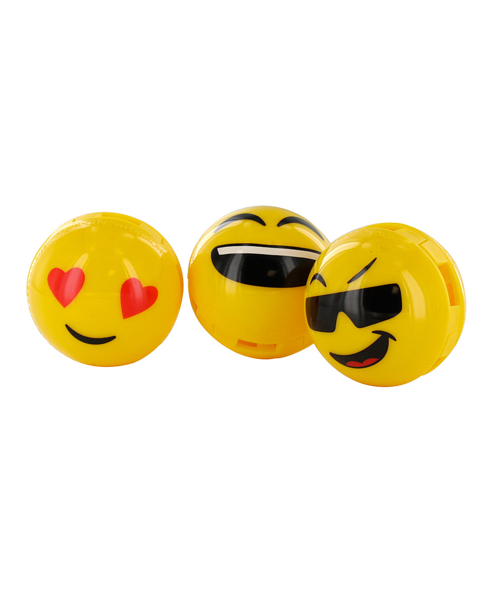 5a480004b3 love this product Emoji Sneaker Balls - Set of Six