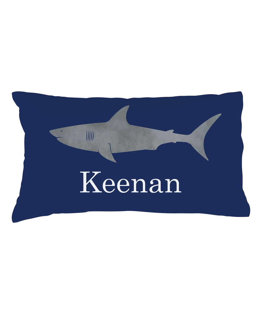 1d993b8bf53 Personalized Planet Personalized Shark Pillowcase