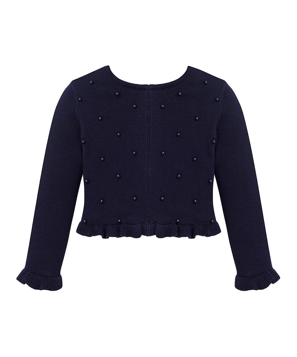 947c038bc85 love this product Navy Sweater Cardigan - Infant