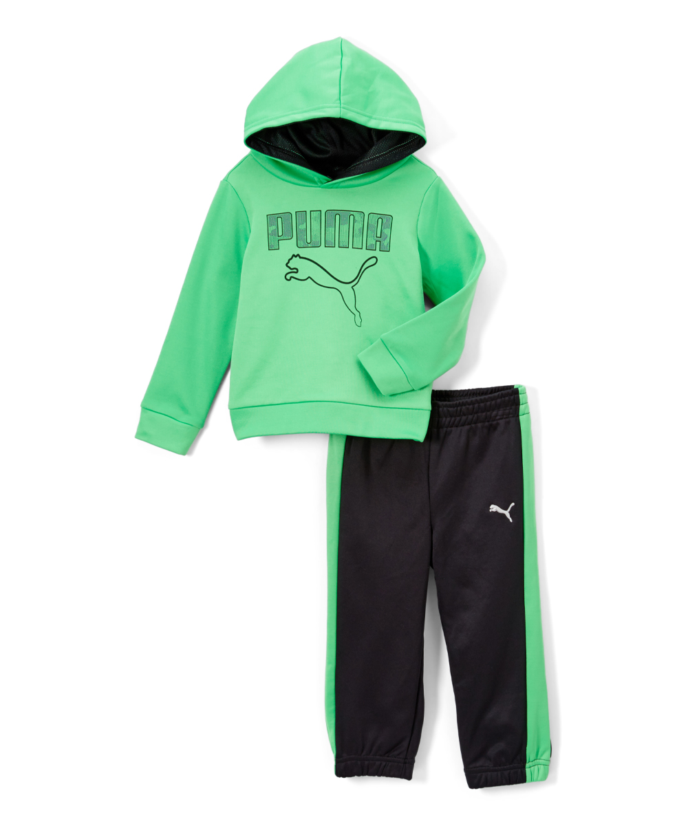 a56fc55e8 love this product Field Green Tech Fleece Hoodie & Sweatpants - Infant &  Toddler
