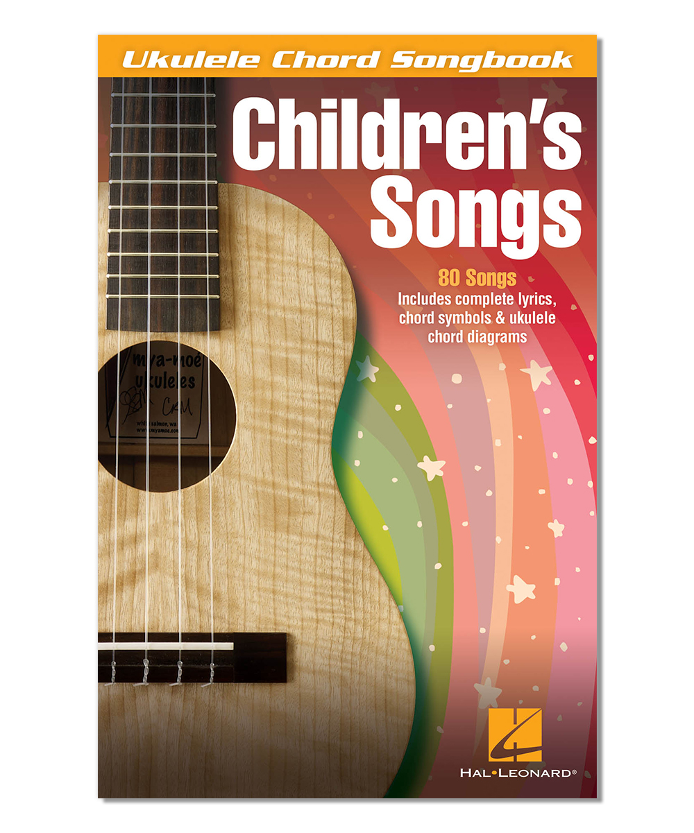 Hal Leonard Ukelele Childrens Songs Paperback Zulily How To Read Ukulele Chord Diagrams Share