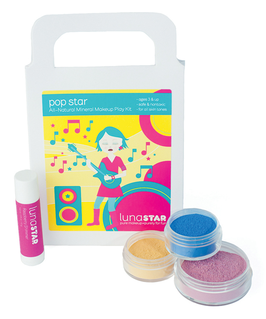 Klee Pop Star Natural Mineral Play Makeup Kit