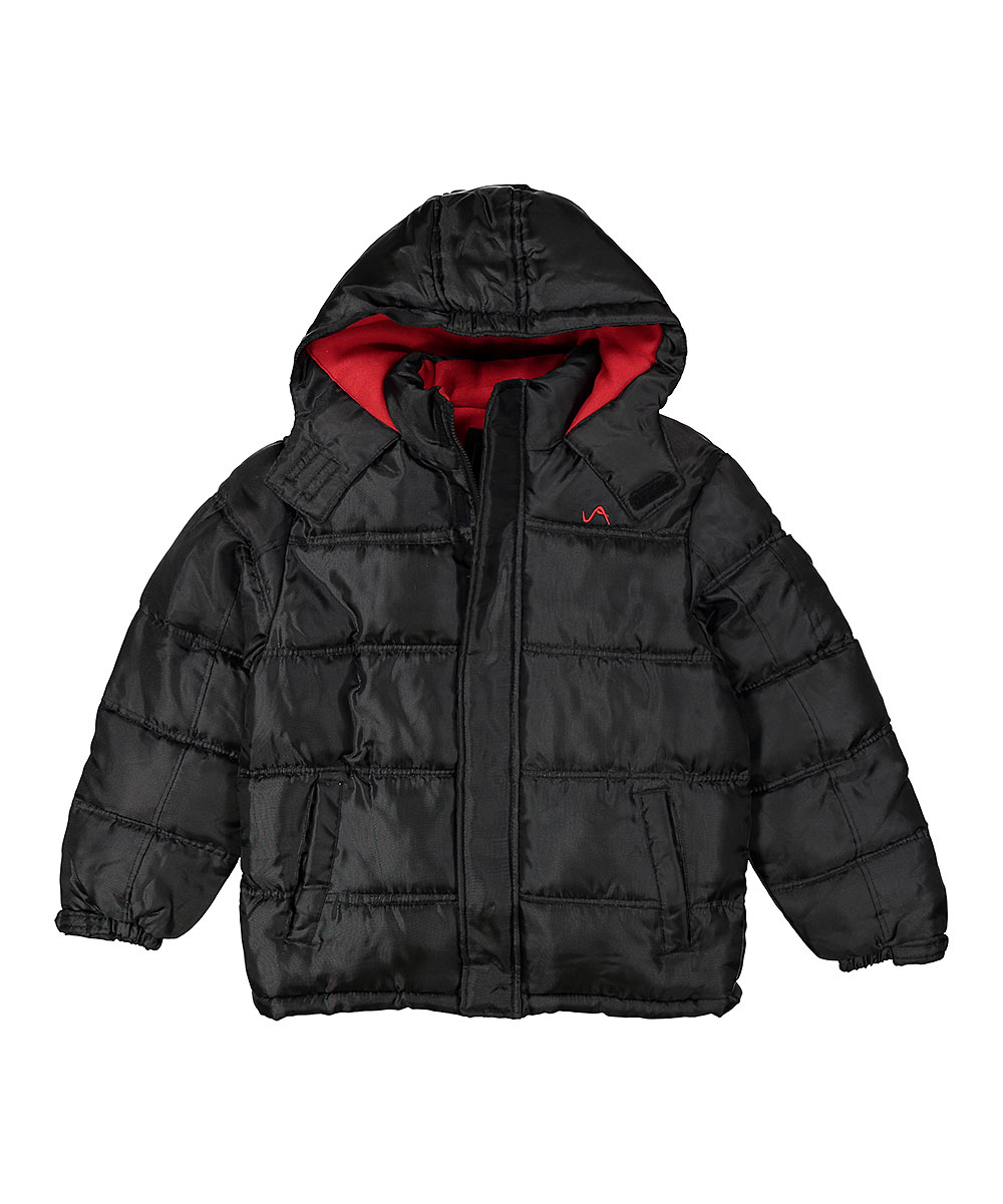 fe14db81ee3 love this product Black Bubble Puffer Jacket - Toddler