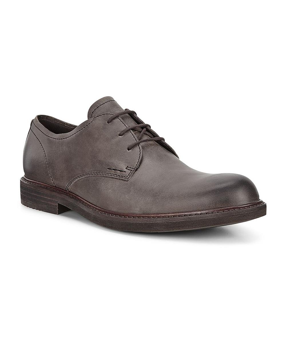 3f2efaa9c899 ECCO Dark Clay Kenton Leather Oxford - Men