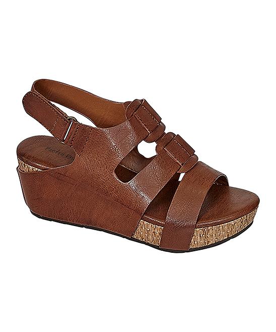 f830cc7357c8 love this product Whiskey Natty Wedge Sandal - Girls