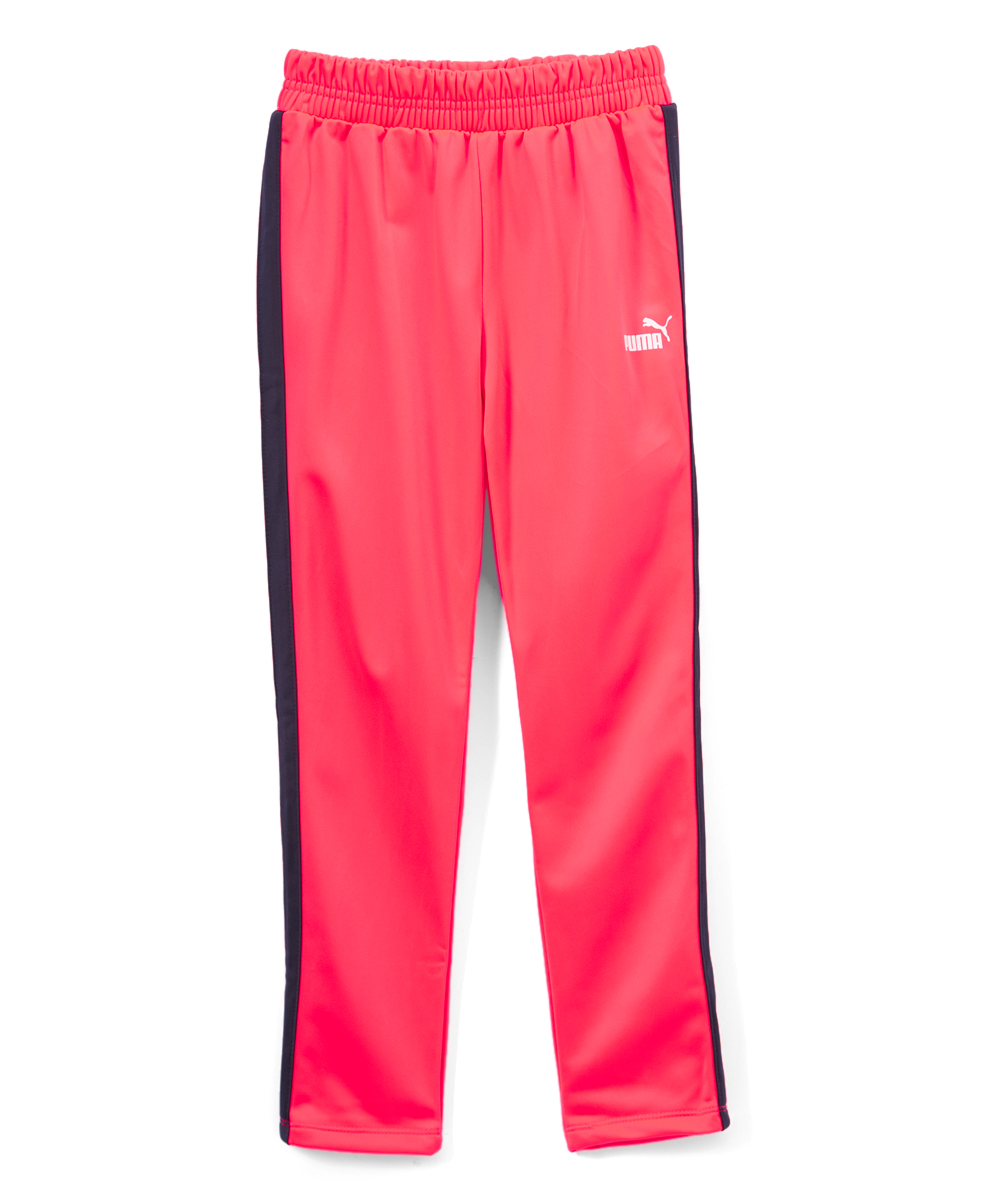021c36419ed2 PUMA Bright Plasma Side-Stripe Puma Track Pants - Girls