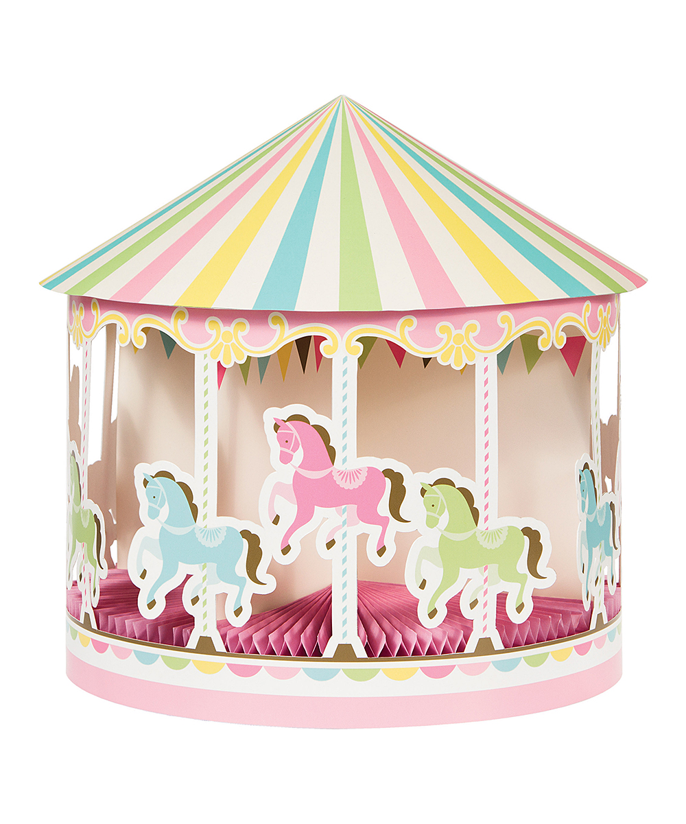 Love This Product Carousel Centerpiece