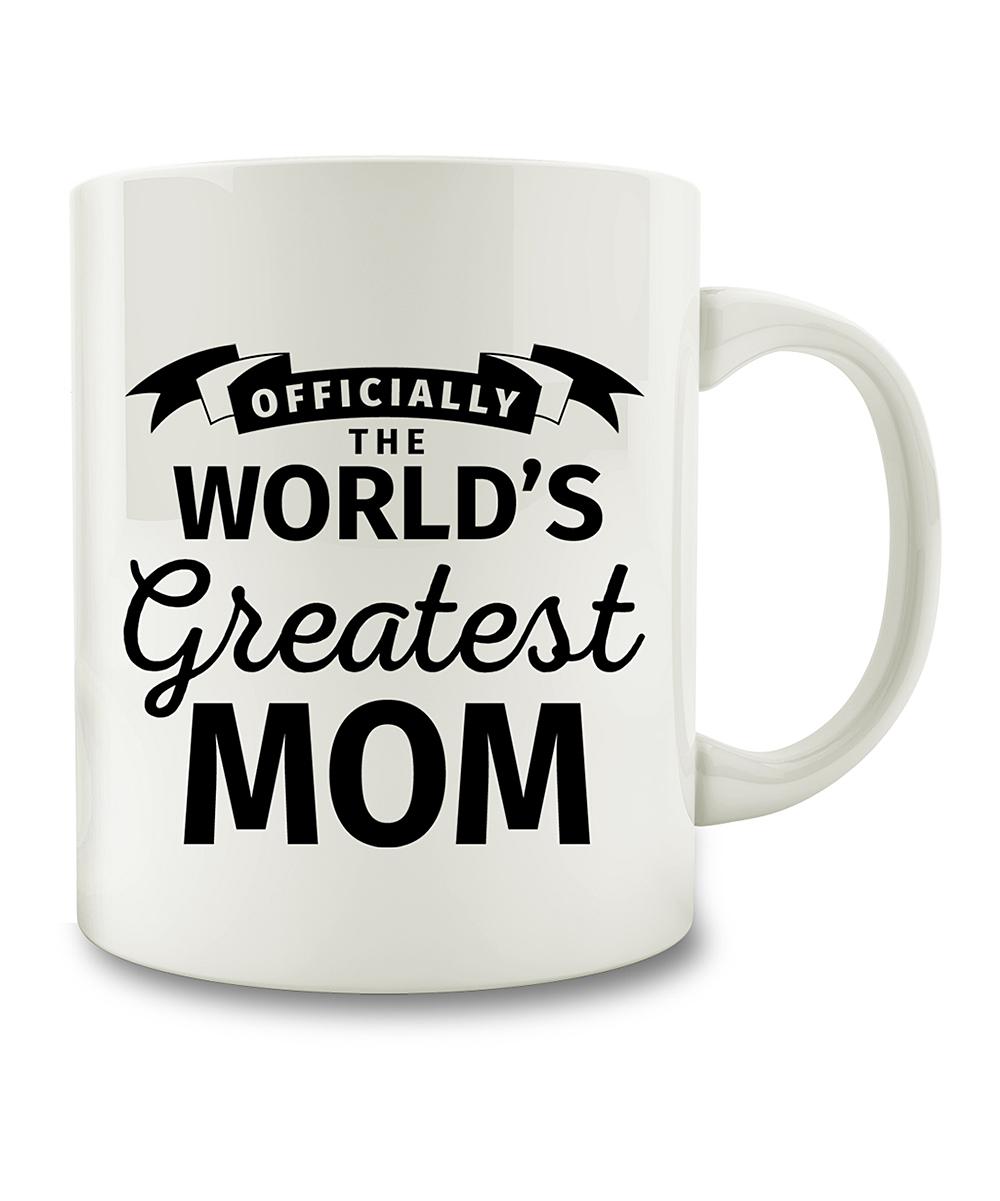 Mug Country 'World's Greatest Mom' Ceramic Mug