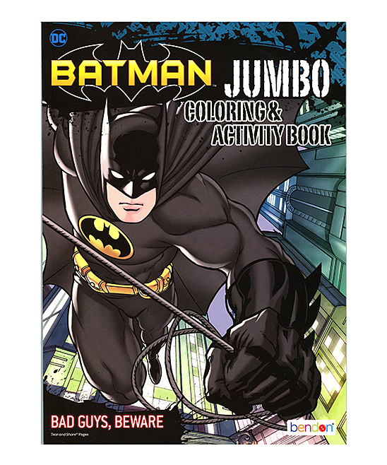 Bendon Publishing International, Inc. Batman Jumbo Coloring ...
