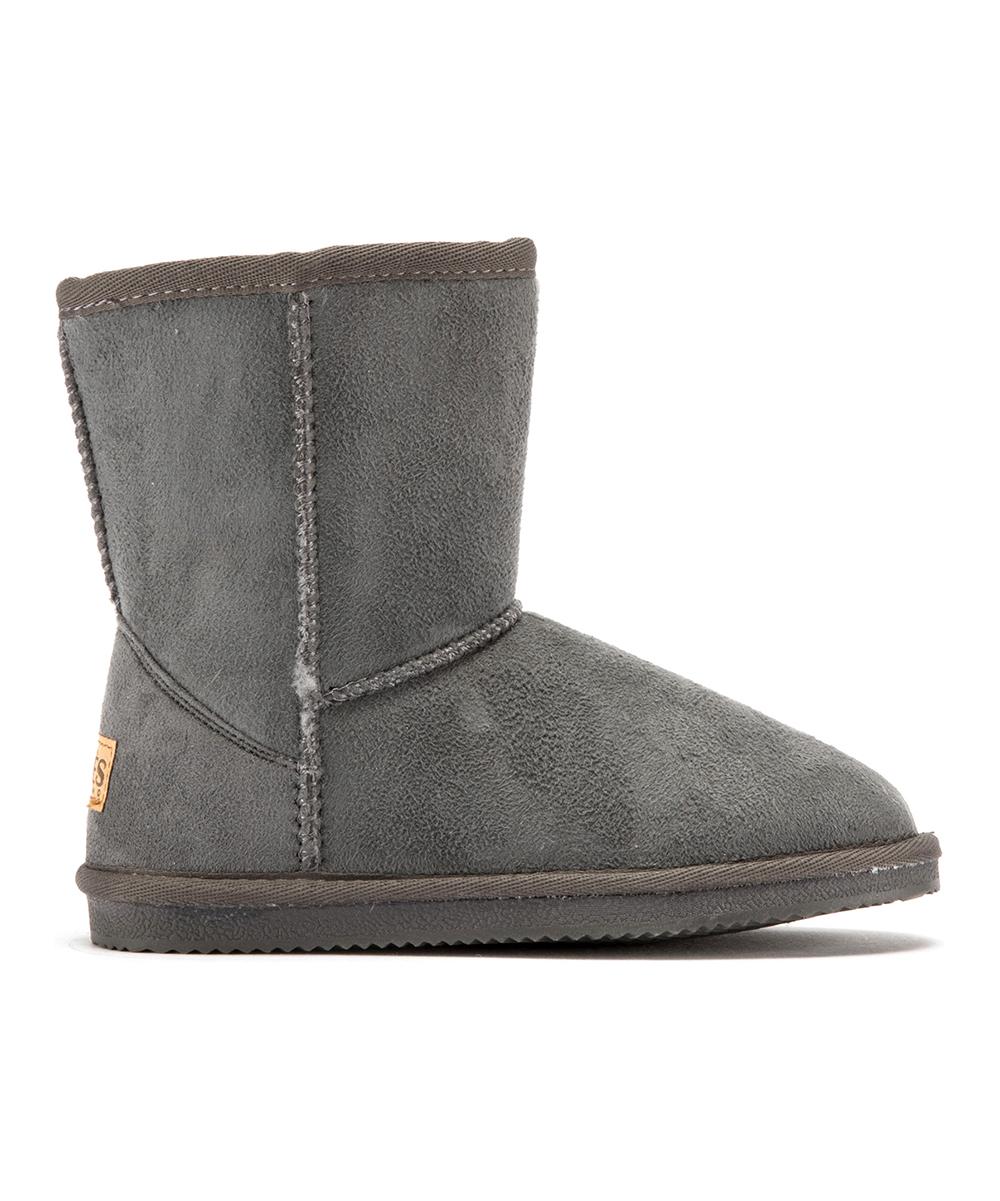 83278594e6d Apres by Lamo Gray Classic Boot - Kids