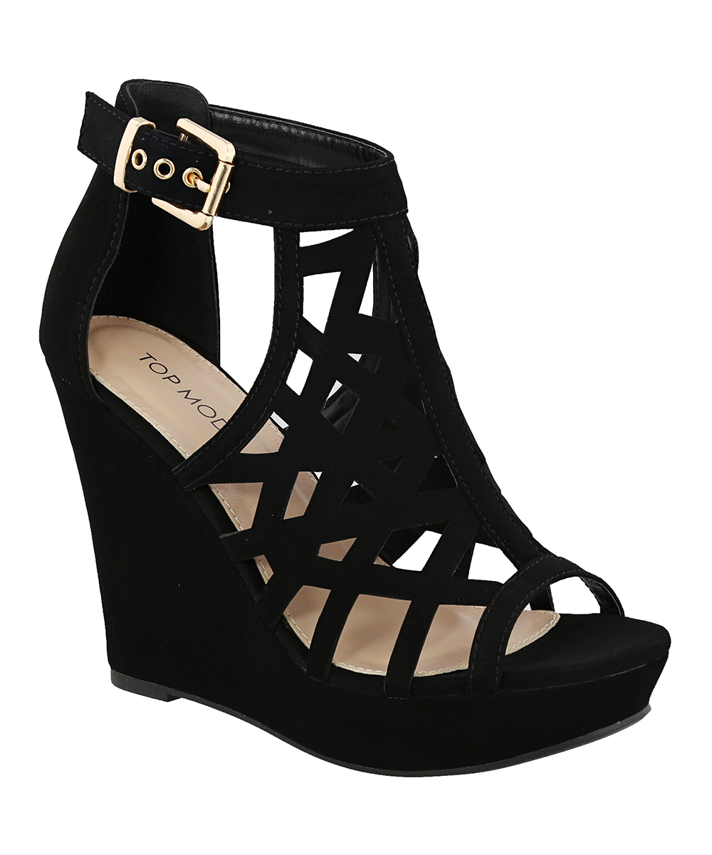 d9c915453de8 Black Pecan Sandal - Women - Top Moda - Zulily
