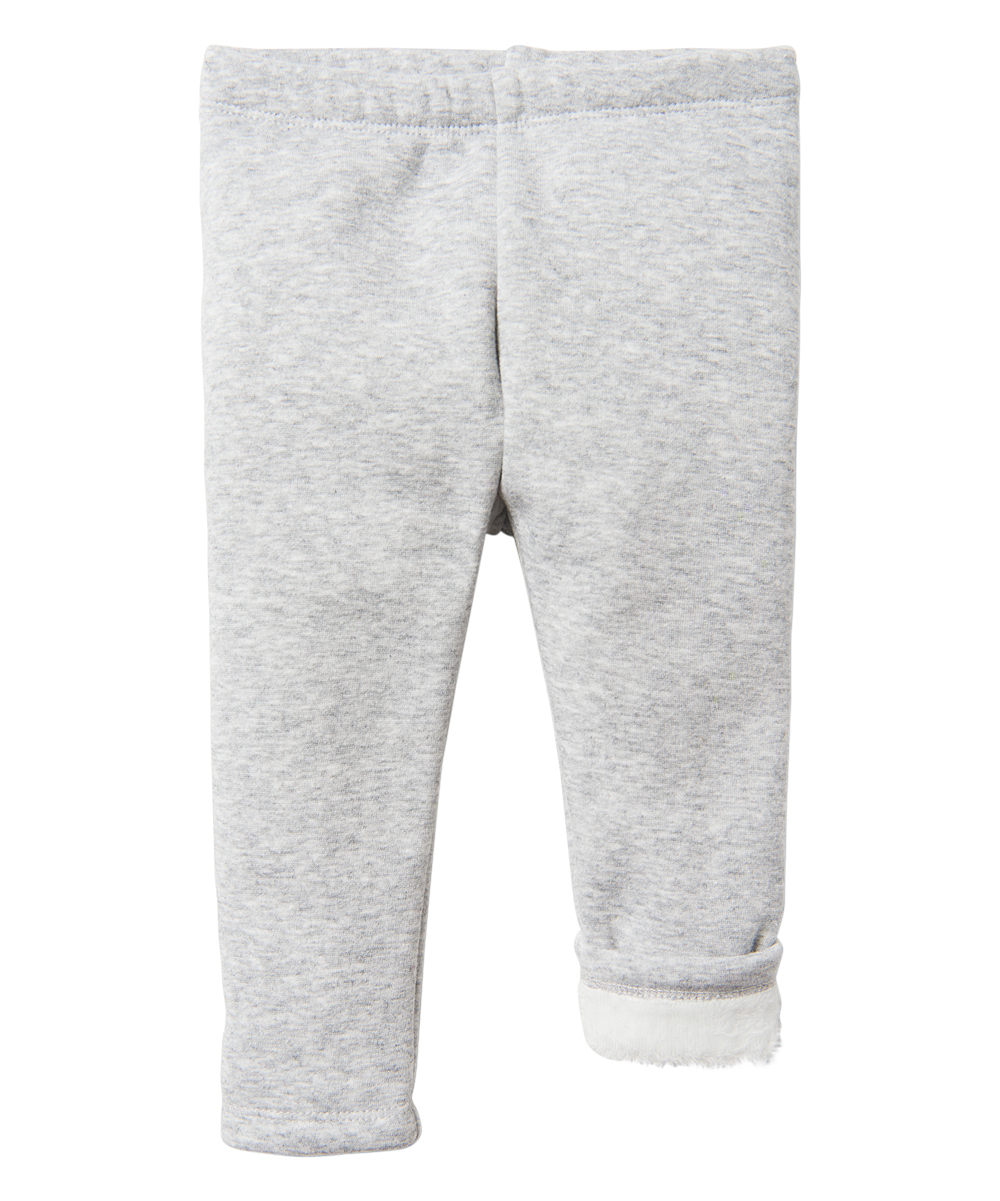 d8d00eea3c896c love this product Heather Gray Cozy Leggings - Infant