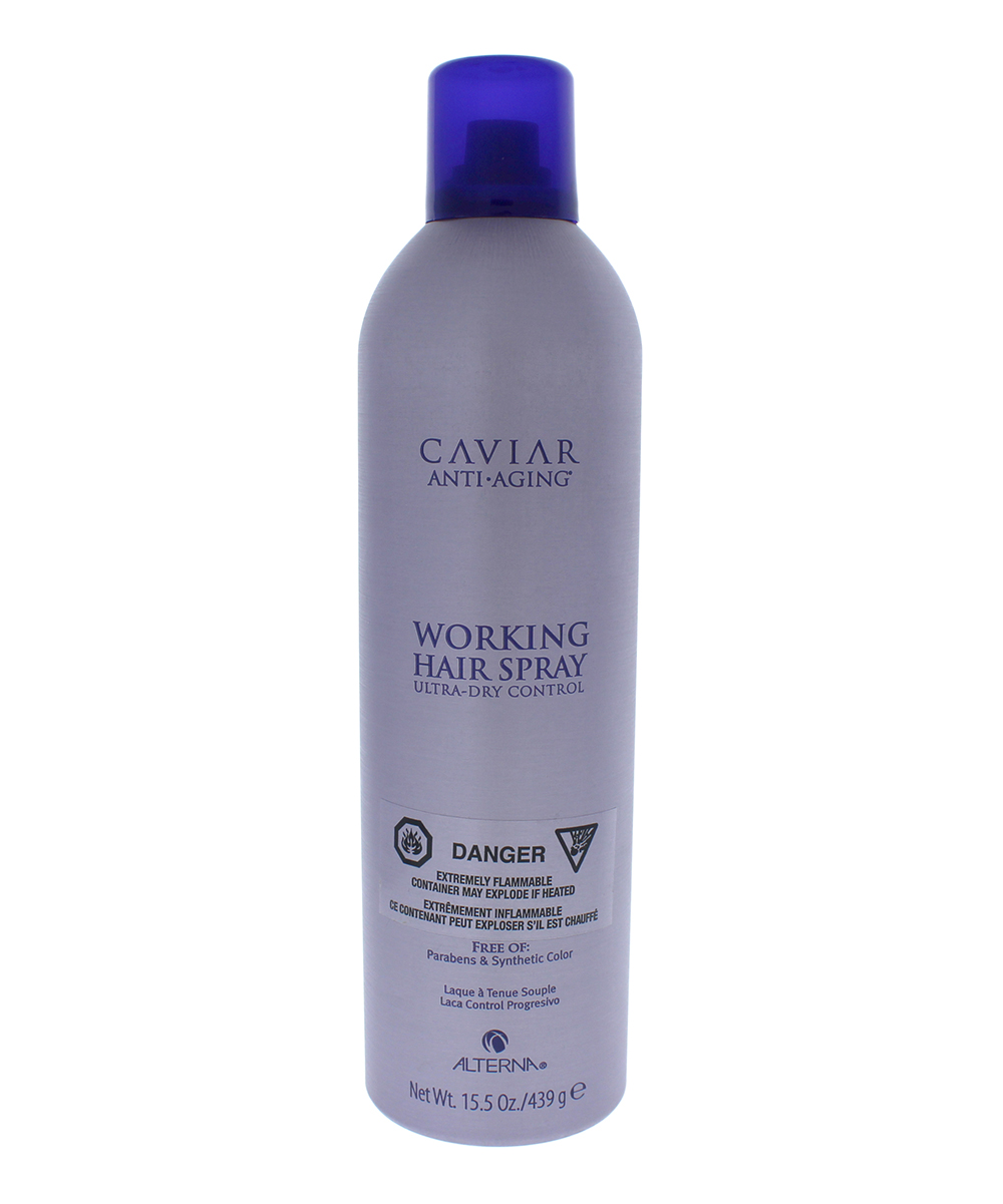 290b72838441 Alterna Caviar Anti-Aging Working Hair Spray